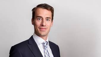 SimonMeier ist neuer Verwaltungsrat des Kantonspitals Baden.