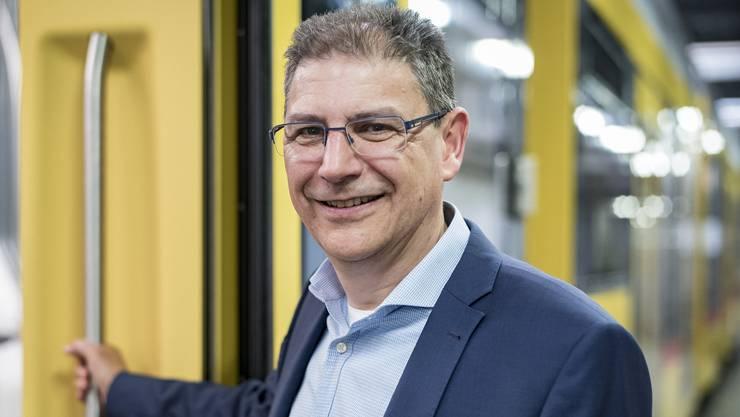 Andreas Büttiker konzentriert sich künftig auf seine Tätigkeit als BLT-Direktor