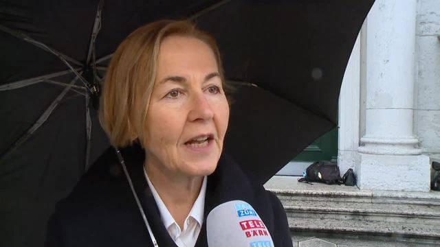 Regierungsrätin Susanne Schaffner: «Für die Waisen wird unbürokratisch gesorgt.»