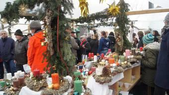 Der Dietiker Weihnachtsmarkt