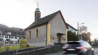 Die Antoniuskapelle an der Hauptstrasse in Wil-Turgi wurde von Leny und Paul Killer rund 25 Jahre lang gepflegt.