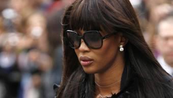 Bereist den Nil: Das britische Topmodel Naomi Campbell (Archiv)