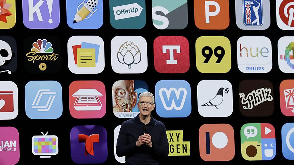 US-Zeitungen wollen mehr Geld aus Apples App-Store
