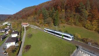 Das Läufelfingerli wird auch in Zukunft über das Viadukt Rümlingen fahren.