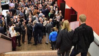 An den Betrieb des Campussaals sprechen die Stadt Brugg und die Gemeinde Windisch jährlich einen Defizitbeitrag.