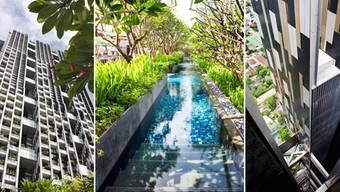 «The Met» ist das innovativste und nachhaltigste Hochhaus der Welt