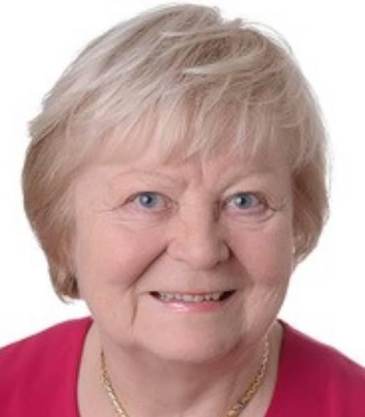 Heidemarie Busch, CVP-Gemeinderätin Schlieren