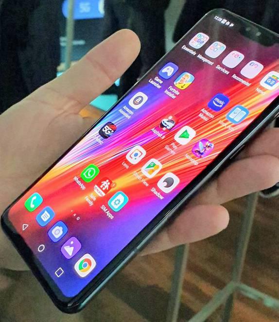 Auf den ersten Blick sieht es wie ein gewöhnliches Smartphone aus.