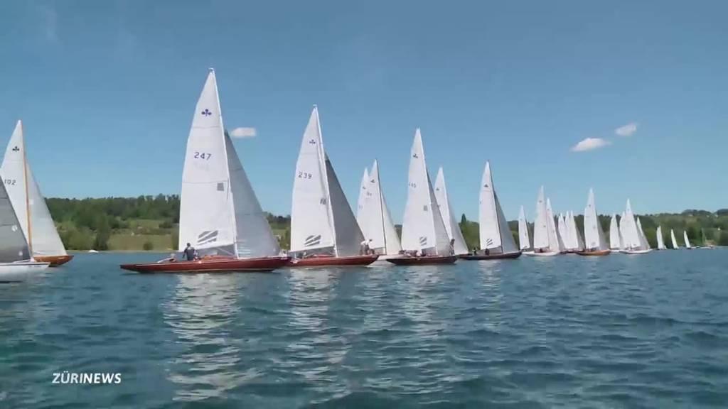 Ungünstige Wetterverhältnisse an Schweizer Segel-Meisterschaft