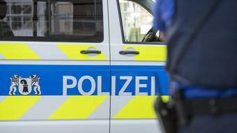 Zeugenaufruf der Kantonspolizei Basel-Stadt.