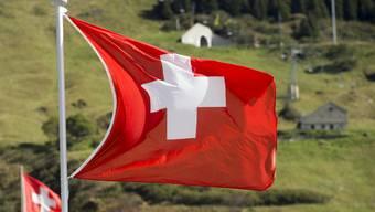 125 Jahre Schweizer Wappen