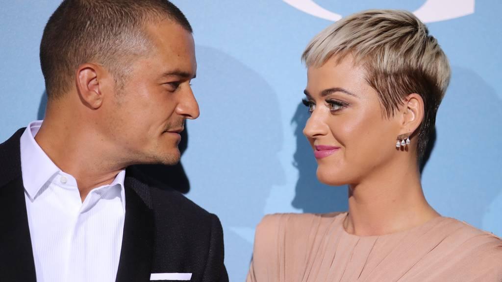 Katy Perry und Orlando Bloom sind verlobt