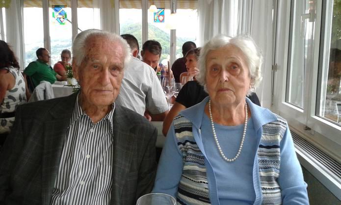 Otto und Elfriede Kolb