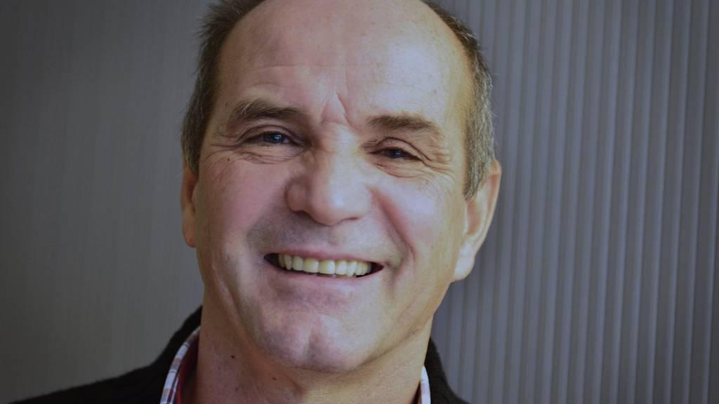 Hat eine Anzeige am Hals. Der Arboner SVP-Fraktionschef Roland Schöni.