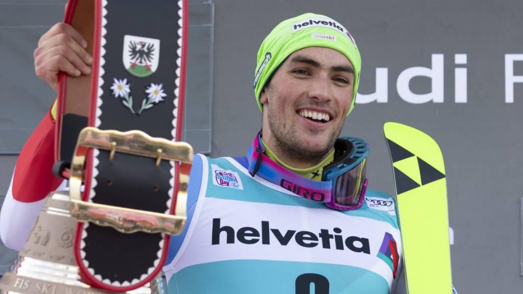 Daniel Yule und seine Slalom-Kollegen starten in die Saison
