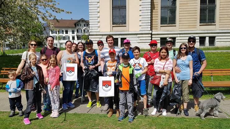 Kunstmuseum Solothurn: Start der Müllsammelaktion