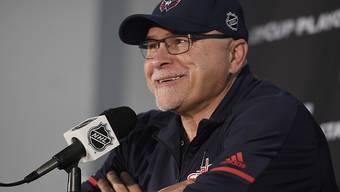 Barry Trotz wird neuer Headcoach der New York Islanders
