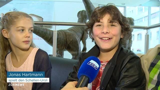 Schellen-Ursli: Zürcher Film-Premiere