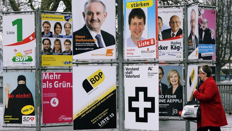 Gemeinderatswahlen in der Stadt Zürich. (Symbolbild)