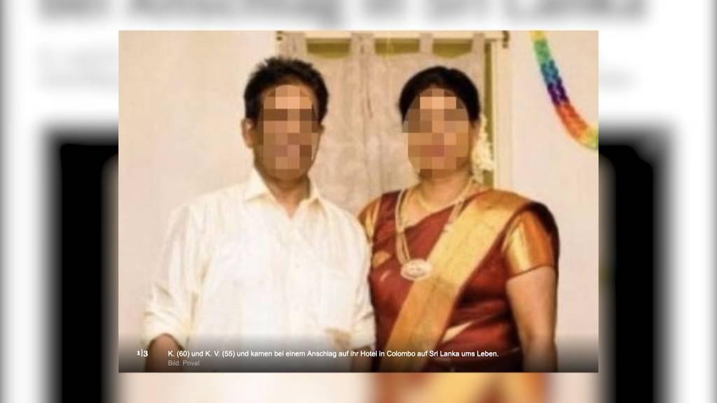 Terror in Sri Lanka: Berner Kiosk-Betreiber-Paar unter Todesopfern
