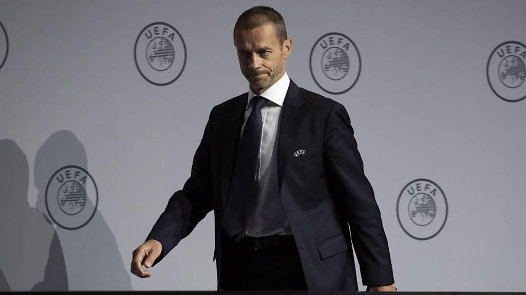 EM 2021 soll paneuropäisches Turnier bleiben