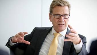 Der ehemalige deutsche Aussenminister Guido Westerwelle ist an akuter Leukämie erkrankt.