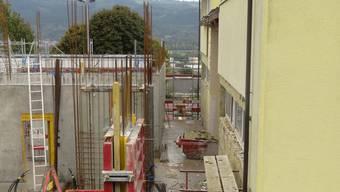 Münchwilen Schulhausbau