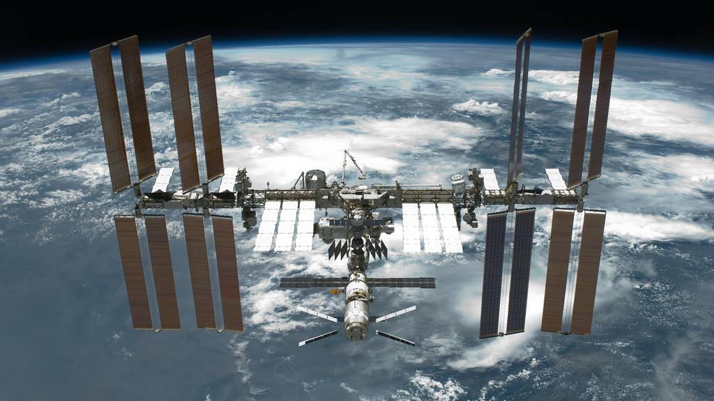 ISS kann noch zehn Jahre im All bleiben