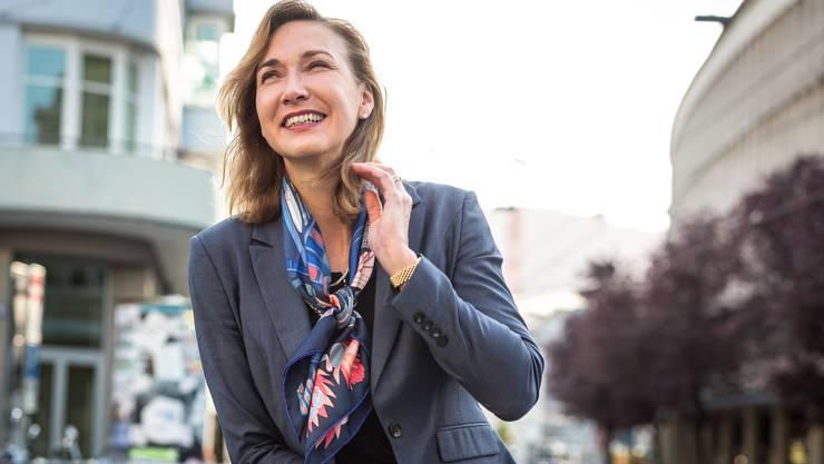 «Man kann viel erreichen, wenn man offen dafür ist», sagt Renata Jungo Brüngger beim Interviewtermin in Zürich. Die Schweizerin ist seit 2016 Vorstandsmitglied von Daimler.