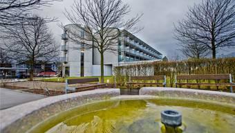 Wegen einer Epidemie: Für das Haus Eigenamt in Lupfig gilt ein Aufnahmestopp. (Archiv)