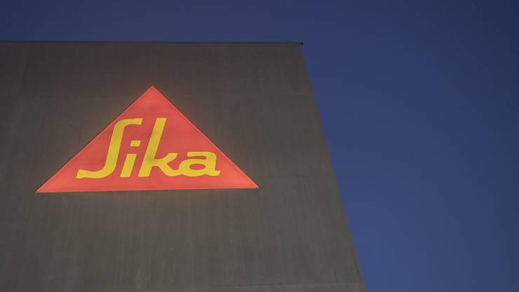 Der Baustoffhersteller Sika kauft den deutschen Autozulieferer Faist ChemTec. (Archiv)