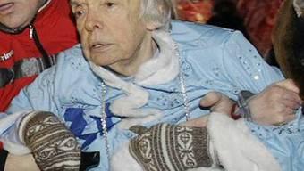 Unermüdlich: Menschenrechtlerin Ljudmila Alexejewa