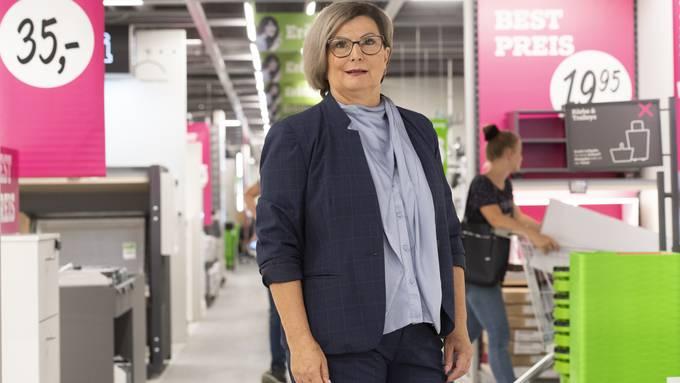 Ruhe vor dem Ansturm: Heute eröffnet die erste Filiale der österreichischen Möbelkette «mömax» (04.08.2020)