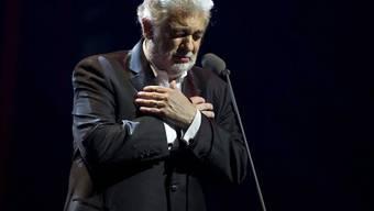 Erholt sich gut: Startenor Placido Domingo (Archiv)
