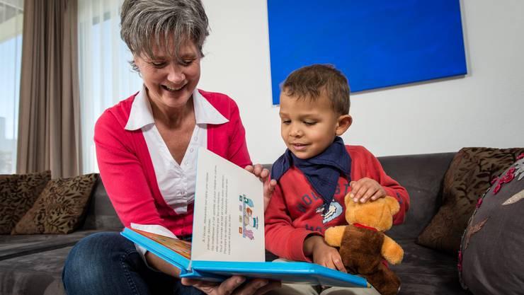 Sein Kind in guten Händen zu wissen – Kinderbetreuung zu Hause Roki