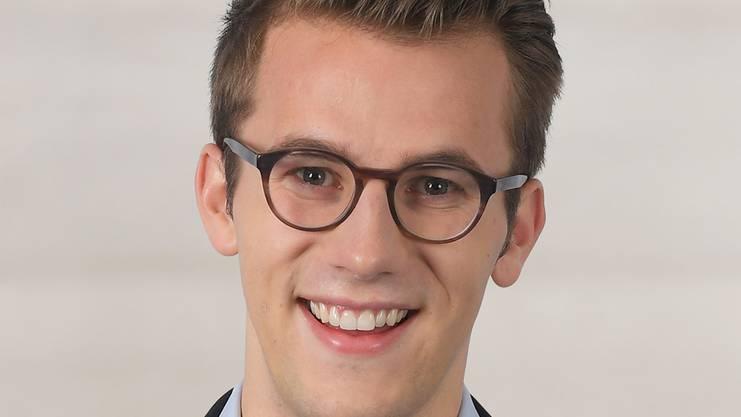 Andri Silberschmidt, FDP, Zürich