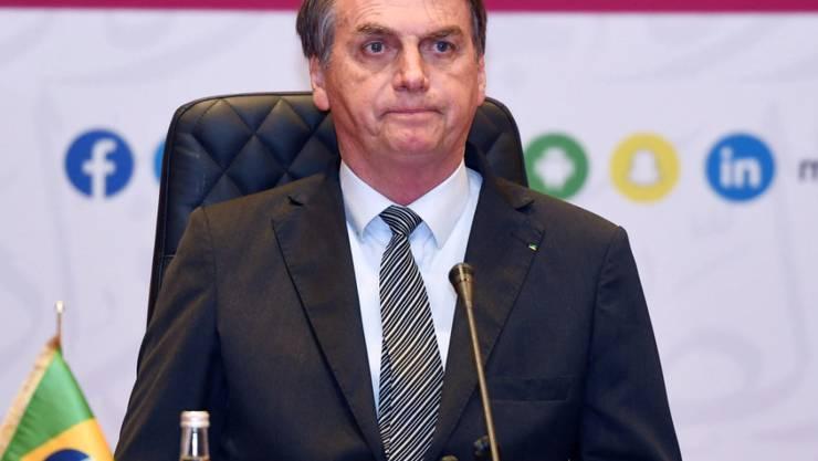 Brasiliens Parlament hat am Mittwoch die Reform des Waffenrechts abgeschwächt und damit dem Präsidenten des Landes, Jair Bolsonaro, erneut einen Dämpfer bei seinem Wahlkampfversprechen versetzt.