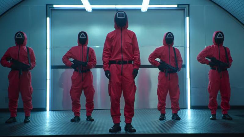 Netflix-Serie «Squid Game» so beliebt wie keine andere.