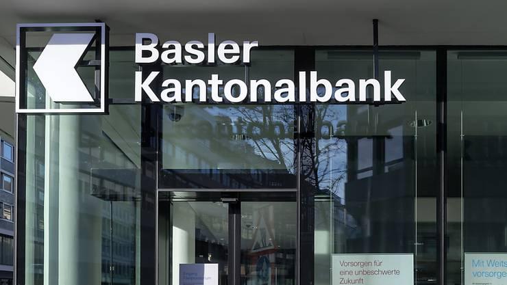 Die Basler Kantonalbank hat alle juristischen Mittel ausgeschöpft, um dem Eidgenössischen Finanzdepartement die Einsicht in einen internen Bericht zu verwehren. (Archivfoto)