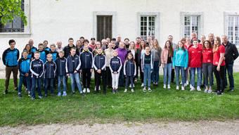 Sie alle waren für die Stadt Solothurn sportlich erfolgreich unterwegs.