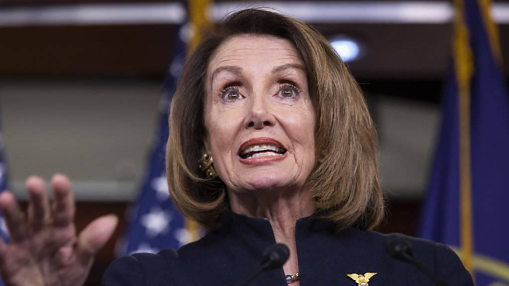 Der US-Senat hat das Haushaltsgesetz angenommen. Nach Angaben seiner Vorsitzenden, Nancy Pelosi, will das US-Repräsentantenhaus ebenfalls noch am Donnerstag - oder in der Nacht zum Freitag - darüber abstimmen.