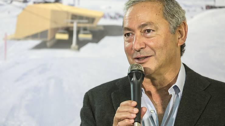 VIP-Linien für Skifahrer: Das könnte in Andermatt schon bald Realität werden, wenn es nach Investor Samih Sawiris geht.