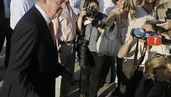 König Juan Carlos auf Mallorca