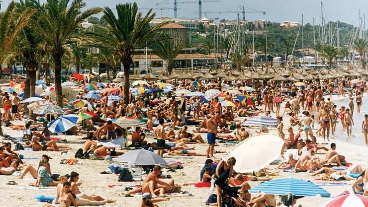 Schweizer gehen oft in die Ferien. Gerade in südlichen Ländern wie Spanien (hier Mallorca) sollte man aufpassen.