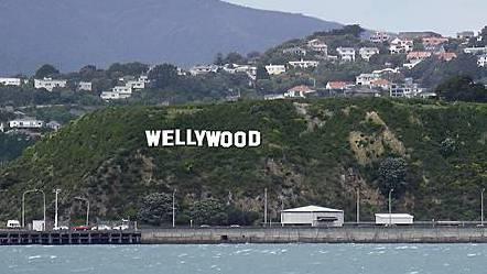 So hätte das Schild aussehen sollen - doch die Einwohner von Wellington protestierten (Bildmontage)