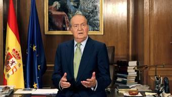 Spaniens König Juan Carlos hat gesundheitliche Probleme.