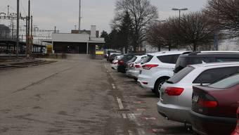 Die SBB planen neben dem Bahnhof Stein-Säckingen ein dreistöckiges Parkhaus mit rund 250 Abstellplätzen.