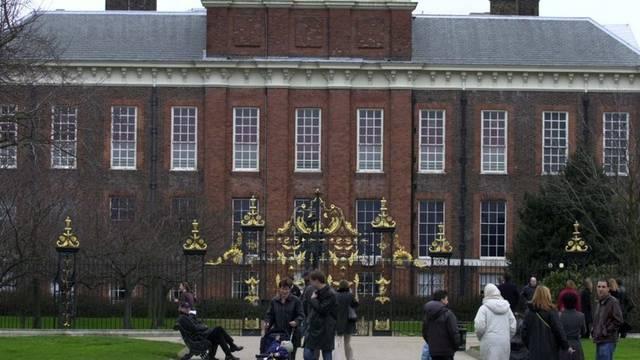 Neues Heim für Will und Kate: Der Kensington Palast in London