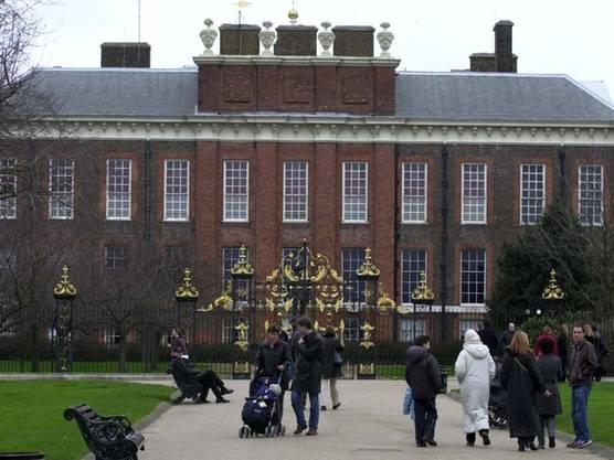 Das Heim von Will und Kate: Der Kensington Palast in London