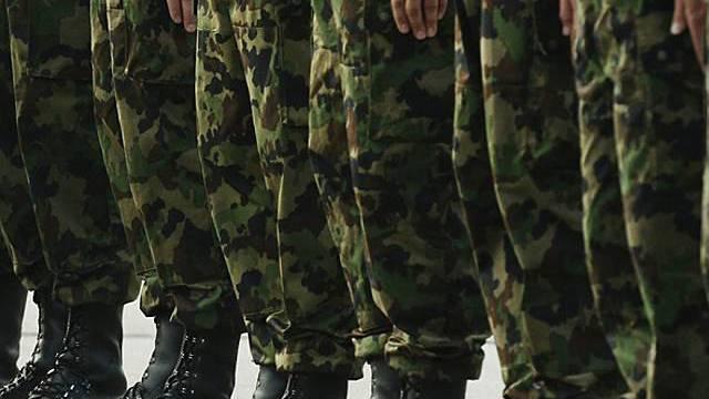 Abgespeckte Militärgesetzrevision von SIK gebilligt (Archiv)